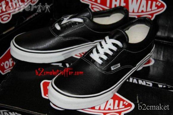 Vans Era Black Sneakers